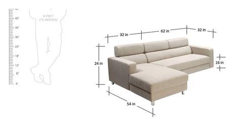 mini  shape sofa  left side lounger  cream colour