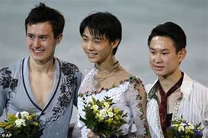Hanyu wins men's Olympic gold, Chan 2nd, Ten 3rd | Daily ...