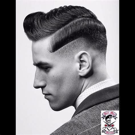 images  coiffure pompadour rockabilly  barbe