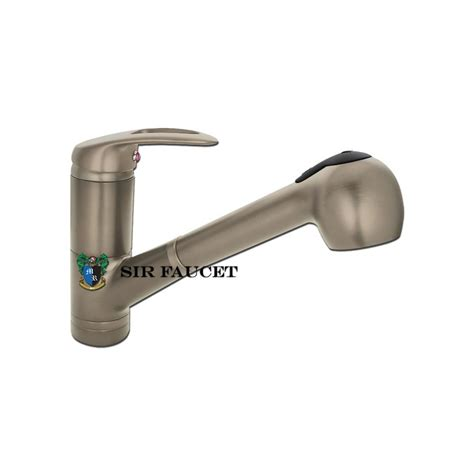kitchen faucet pull out spray sir faucet 708 pull out spray kitchen faucet