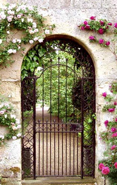 garden gate harvard inspired  cen garden gates
