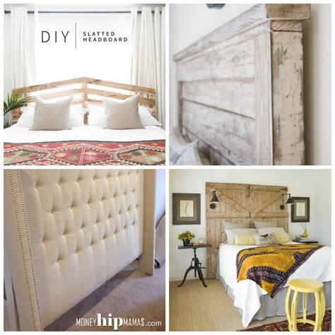 diy bed headboard 8 how to a diy headboard tip junkie