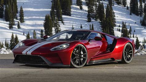 2017 Ford Gt First Drive Racewinning Purity You Can