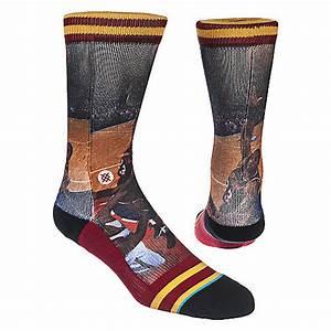 Stance Alonzo Mourning Men's Multi Socks   Shiekh Shoes