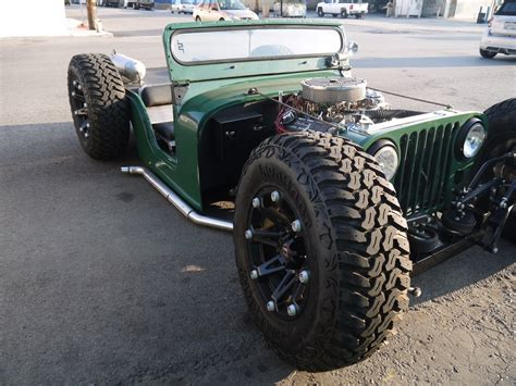 slammed willys jeep rat rod jeep cj 3 jk forum