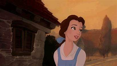 Belle Beast Beauty Disney Princess Gifs Fanpop