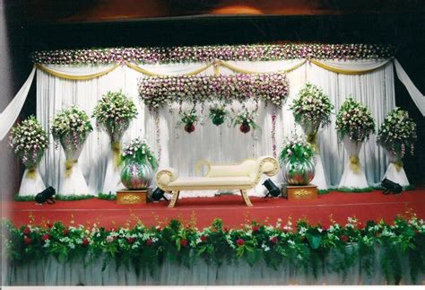 Wedding Decoration Design by Bangalore Stage Decoration Design 350 Wedding Flower