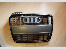 DIY Black Audi A4S4 Grille – Nick's Car Blog