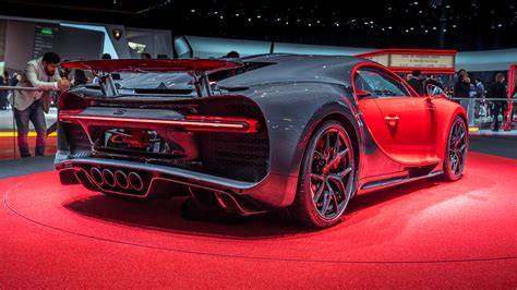 Only 20 units of this model will ever be made. This is the track-friendly Bugatti Chiron Sport | Top Gear