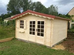 Abri De Jardin Bois Solde : abri jardin en bois de m en 34 mm marin eco bois ~ Melissatoandfro.com Idées de Décoration
