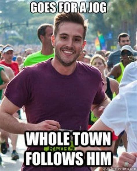 Runner Meme - top 10 funny memes about running competitor com