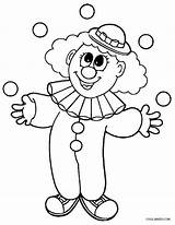 Clown Coloring Clowns Pages Printable Scary Face Colouring Drawing Cool2bkids Preschoolers Step Adults Faces Circus Sheets Getdrawings Clipart Getcolorings Colorings sketch template