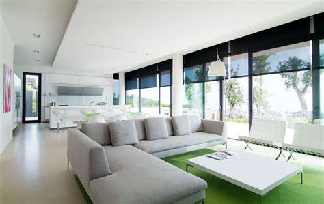 b home interiors interior minimalist design of living room with gray