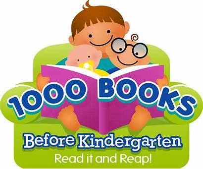 Kindergarten Books 1000 Before