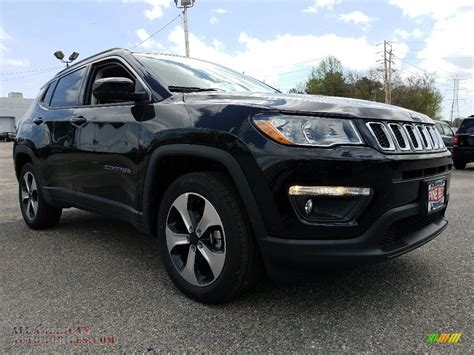2017 jeep compass latitude black 2017 jeep compass latitude 4x4 in black 627565 all