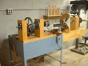 Woodwork Woodworking Plans Wood Lathe PDF Plans