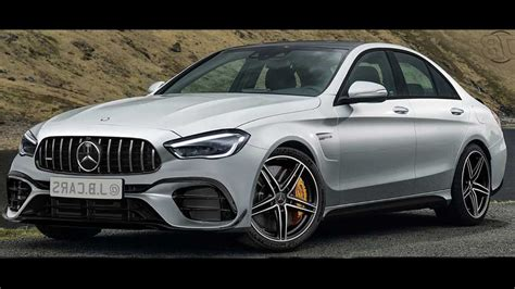 В чем смысл версии amg 53? A New Rendering Hopes to Set Clear Expectations for the 2021 Mercedes-AMG C63