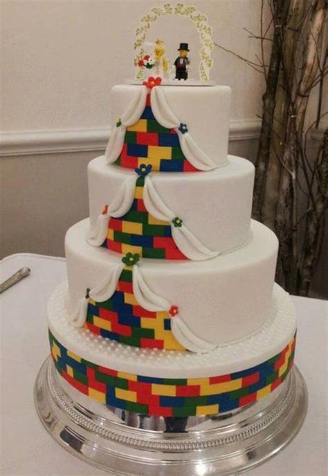 le gateau lego mariage princier momesnet