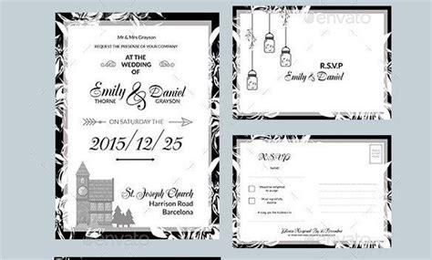 Tri Fold Invitation Templates 12 Tri Fold Wedding