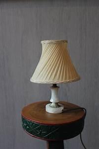 Lampe De Chevet Vintage : lampe de chevet vintage en alb tre luckyfind ~ Melissatoandfro.com Idées de Décoration