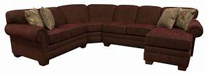 England monroe six seat sectional sofa hl stephens for Sectional sofa 6 seater