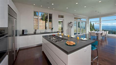 contoire de cuisine comptoir de cuisine granite au sommet