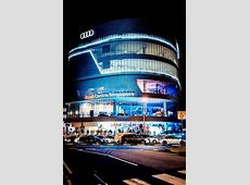 Audi Centre Singapore Opens Amidst Glamour and Fanfare