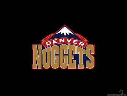 Nuggets Denver Nba Basketball Wallpapers Logos Desktop