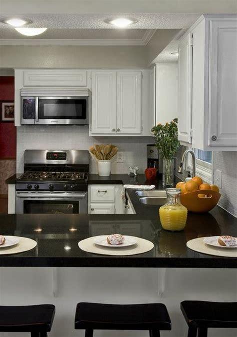 photos de cuisine americaine avec bar la cuisine en u avec bar voyez les dernières tendances