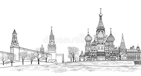 Red Square View, Moscow, Russia Travel Russia Background