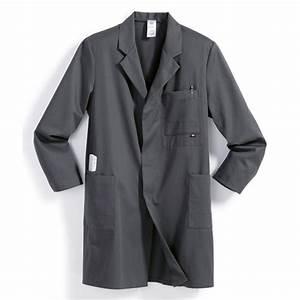 blouse de travail homme polyester coton excellente tenue et entretien facile a8f8d32d842c