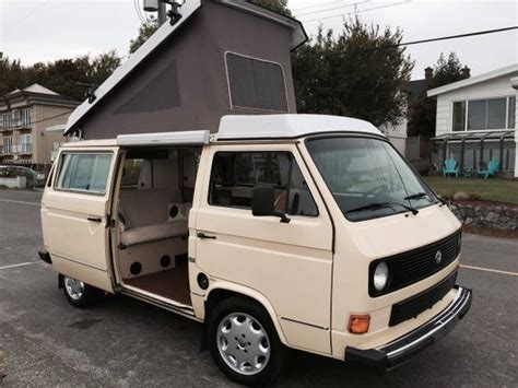 books on how cars work 1984 volkswagen vanagon windshield wipe control classic 1984 volkswagen vanagon westfalia subaru conversion incredible condition for sale