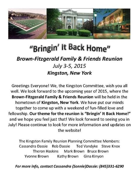 family reunion welcome letter family reunion welcome letter revolutioncinemarentals