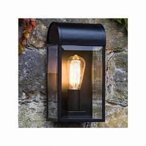 Appliques Murales Noires : applique murale newbury noire astro lighting ~ Edinachiropracticcenter.com Idées de Décoration