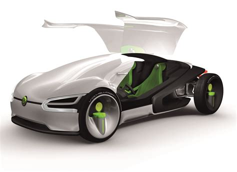 concept bus vw fascinating look at the future of the car