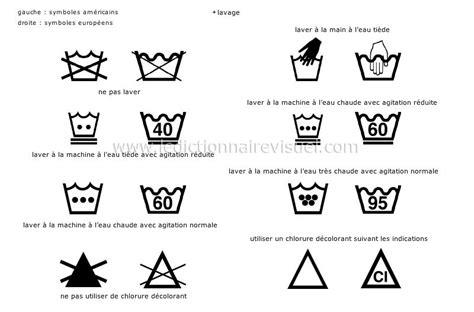 washing machine symbol couture washing machine symbols visual dictionary et clothes