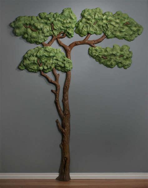 acacia tree african safari  wall art decor  beetling