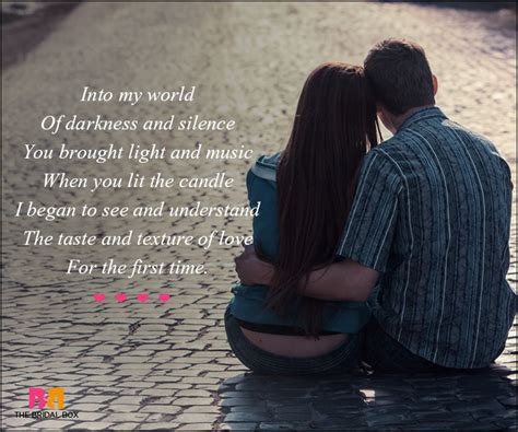 short love poems      sweet
