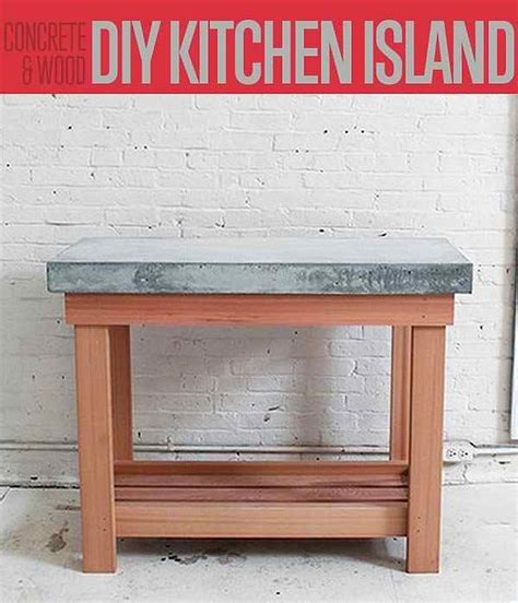 diy rustic kitchen island kitchen project ideas diy projects craft ideas how to s 6889