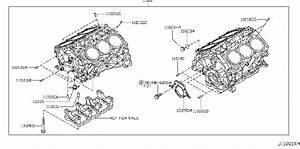 Nissan Quest Engine Coolant Outlet Housing Bolt