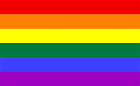 lgbt flag colors file lgbt rainbow flag png wikimedia commons
