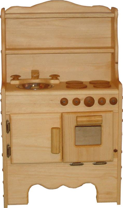 wood play kitchen plans wooden toy kitchen  history wood work