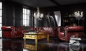 mobilier anglais et style chesterfield home dome With decoration interieur style anglais