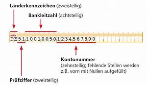 Iban Berechnen Deutsche Bank : iban und bic erkl rung der formate ~ Themetempest.com Abrechnung