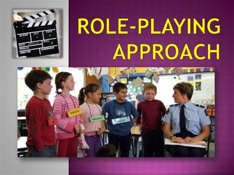 Role Playing Approach In Teaching