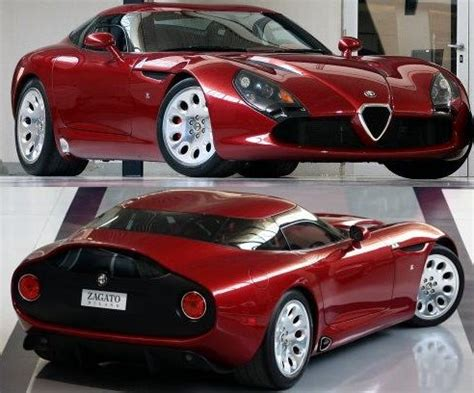 Zagato Honors Alfa Romeo With The Viper Acr Based Tz3