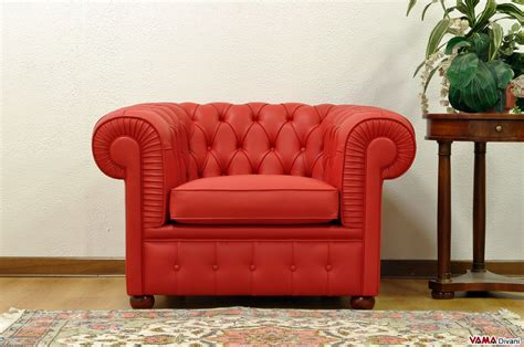 Poltrona Chesterfield Cuoio : Price, Size & Upholstery