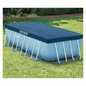Bache Pour Piscine Rectangulaire : piscine intex 4 2 achat vente piscine intex 4 2 pas ~ Dailycaller-alerts.com Idées de Décoration