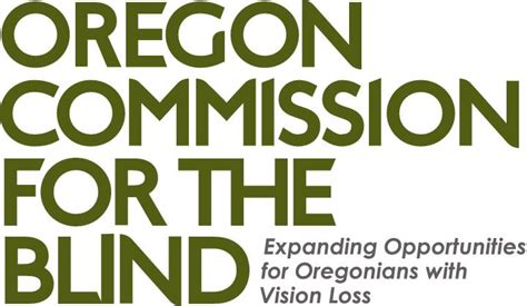 commission for the blind oregon commission for the blind home