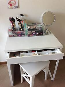 Ikea Hollywood Mirror With Lights Furniture Interesting Ikea Makeup Vanity For Your Bedroom